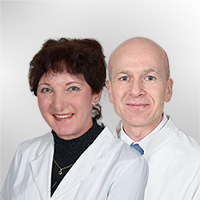 Manola Koch, MD<br>Harry Herzog, MD